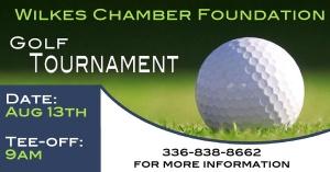 Wilkes Golf Tournament