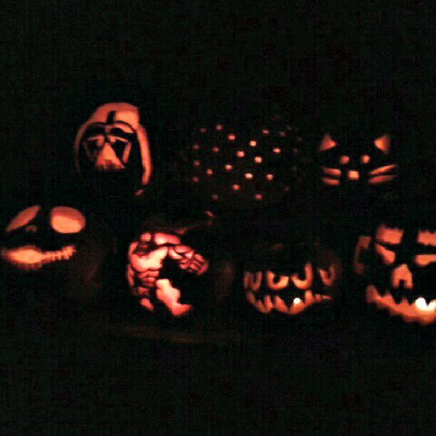 2012 pumpkins