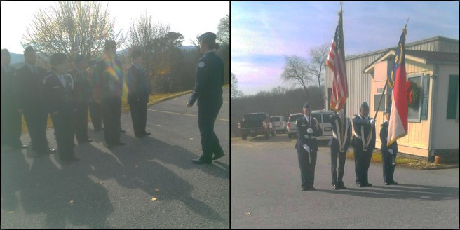 wreaths across america collage