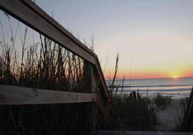 Carolina Beach public access