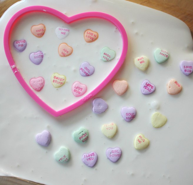 Candy-Hearts-Oobleck-science-sensory-play-set-up-cornstarch-water-activity