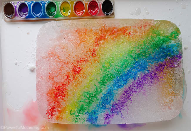 painting-ice-with-salt-