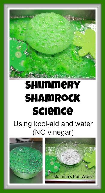 shamrock science