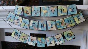 adventure birthday party