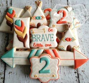 Adventure cookies
