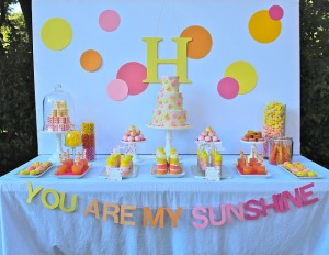 sunshine birthday
