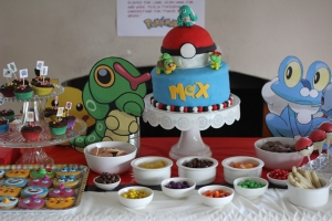 Pokemon-Party-cake