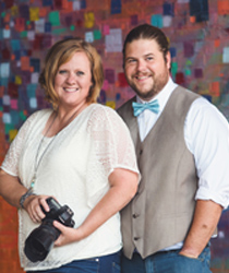 Amazing duo, David and Lauren of Desilu Photography