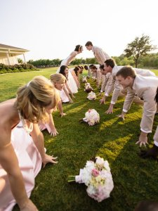 football-inspired-wedding-photo