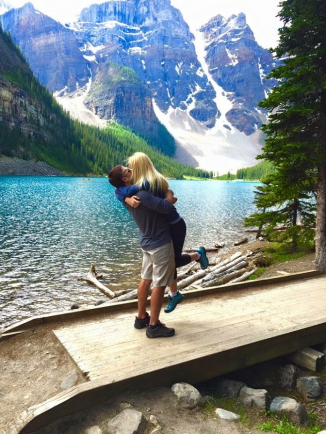 hiking proposal