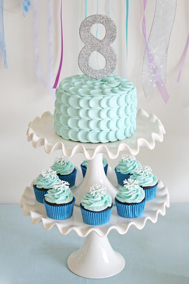 frozen-birthday-cake