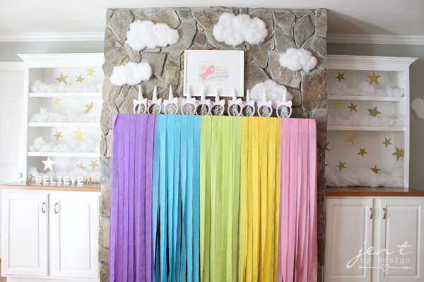unicornbirthdaypartyideas-rainbowpartydecor-jentbydesign