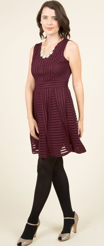 merlot-a-line-dress